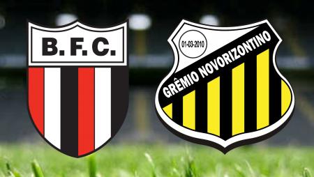 Apostas Botafogo-SP vs Grêmio Novorizontino Brasileirão Série C 04/09/21