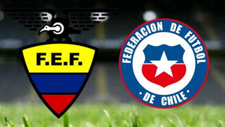 Apostas Equador vs Chile Eliminatórias 05/09/21