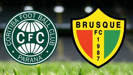 Apostas Coritiba vs Brusque Brasileirão Série B 07/09/21