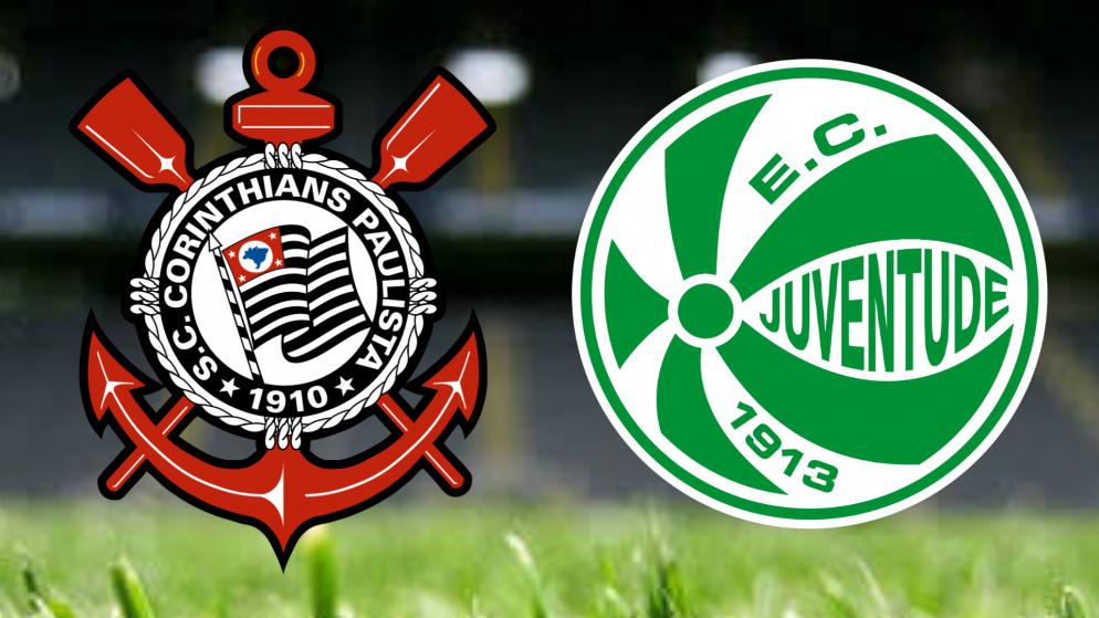 Apostas Corinthians vs Juventude Brasileirão 08/09/21