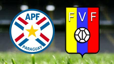 Apostas Paraguai vs Venezuela Eliminatórias 09/09/21