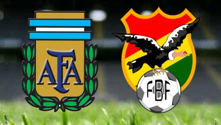 Apostas Argentina vs Bolívia Eliminatórias 10/09/21