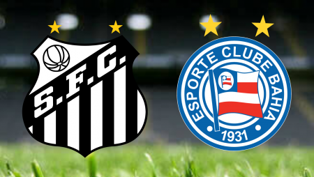 Apostas Santos vs Bahia Brasileirão 12/09/21