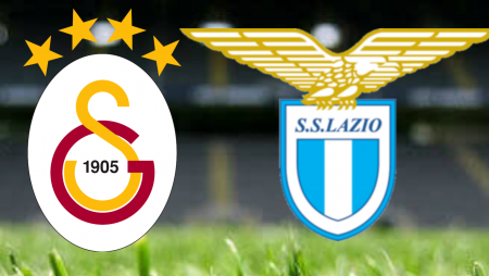 Apostas Galatasaray vs Lazio Liga Europa 16/09/21