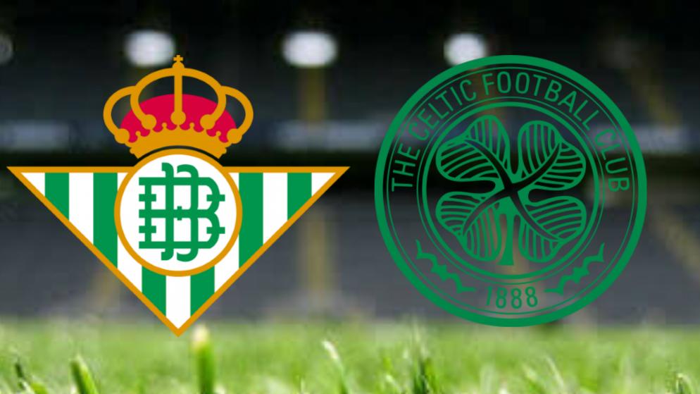 Apostas Real Betis vs Celtic Liga Europa 16/09/21