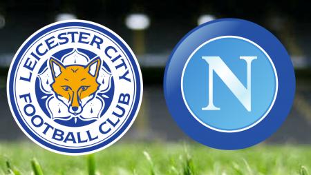 Apostas Leicester vs Napoli Liga Europa 16/09/21