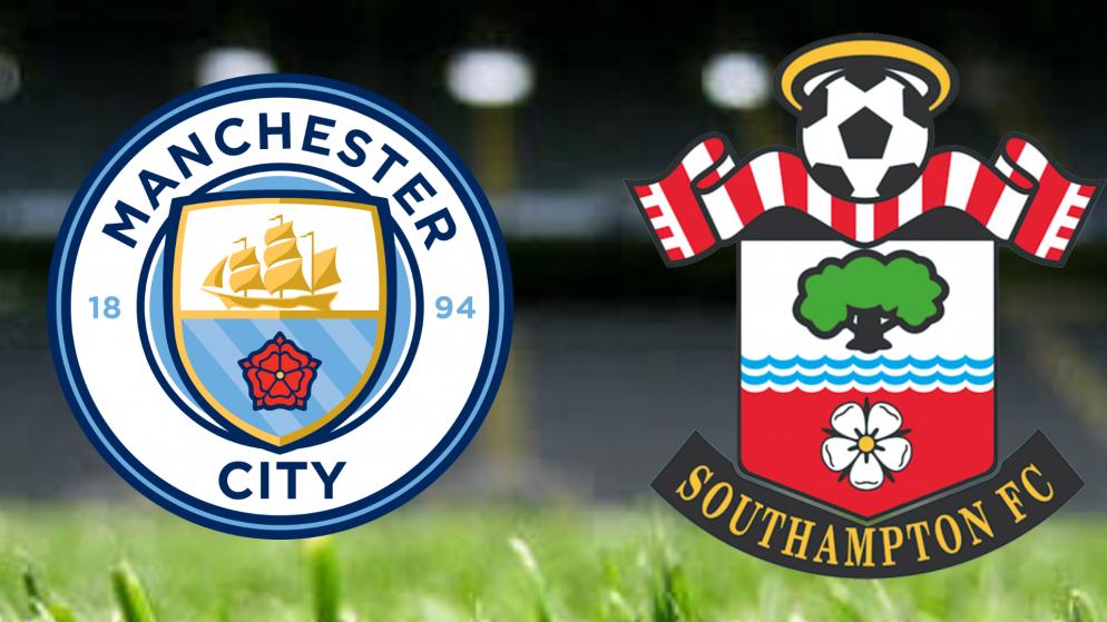 Apostas Manchester City vs Southampton Premier League 18/09/21