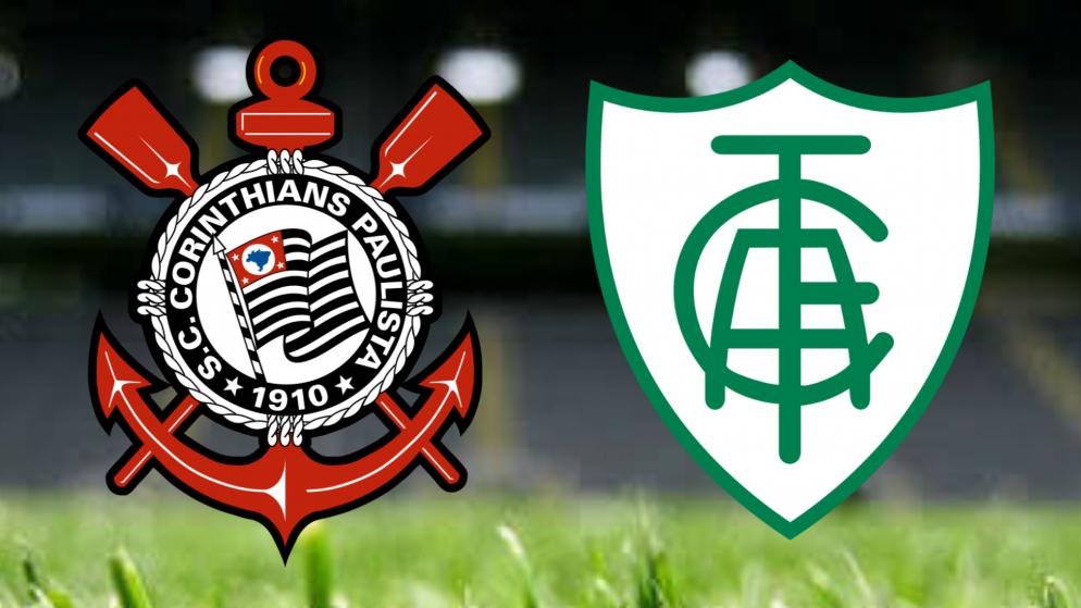 Apostas Corinthians vs América Mineiro Brasileirão 19/09/21