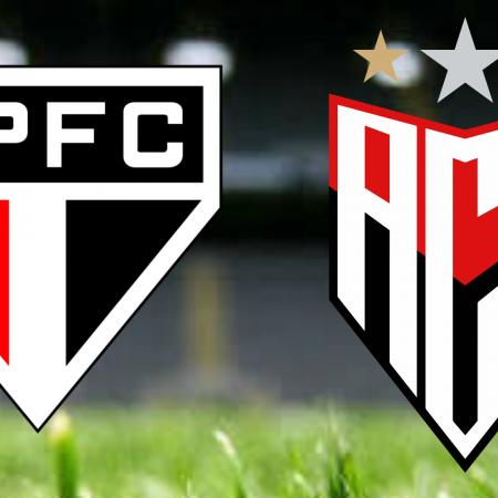 Apostas São Paulo vs Atlético Goianiense Brasileirão 19/09/21