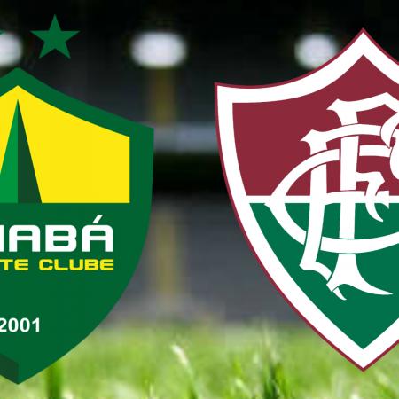 Apostas Cuiabá vs Fluminense Brasileirão 21/09/21