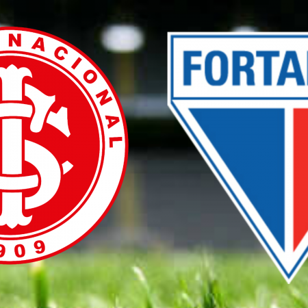 Apostas Internacional vs Fortaleza Brasileirão 19/09/21