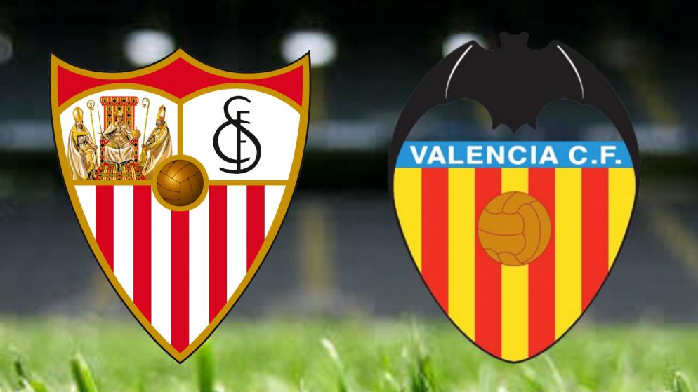 Apostas Sevilla vs Valencia La Liga 22/09/21