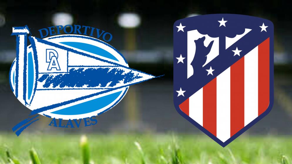 Apostas Deportivo Alavés vs Atlético de Madrid La Liga 25/09/21