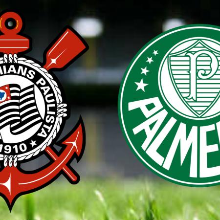 Apostas Corinthians vs Palmeiras Brasileirão 25/09/21