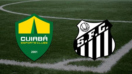 Apostas Cuiabá vs Santos Brasileirão 05/09/21