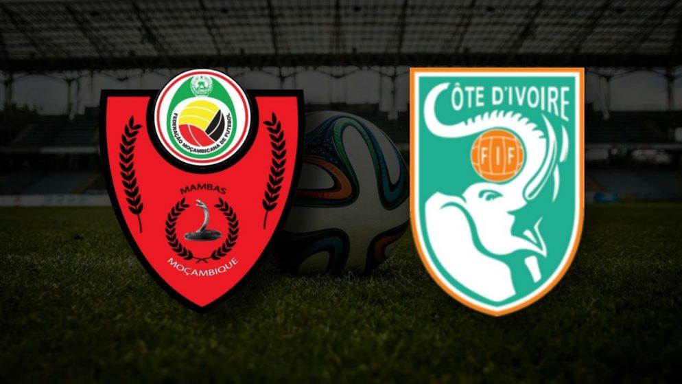 Apostas Moçambique vs Costa do Marfim Qualificação Copa do Mundo 03/09/21