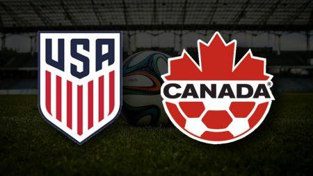 Apostas EUA vs Canadá Qualificação Copa do Mundo 05/09/21