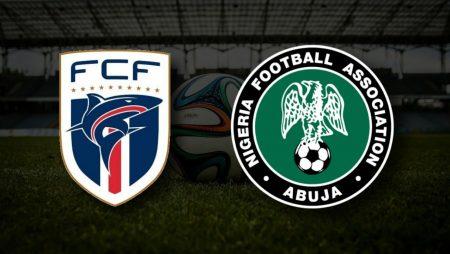 Apostas Cabo Verde vs Nigéria Eliminatórias Copa do Mundo 07/09/21