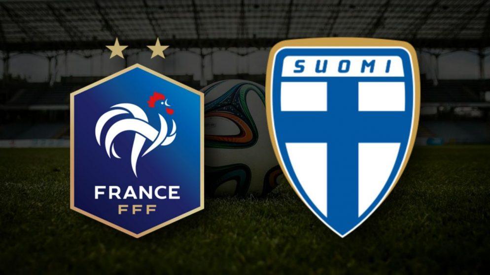 Apostas França vs Finlândia Qualificação Copa do Mundo 07/09/21
