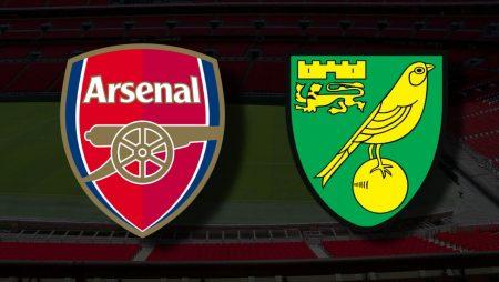 Apostas Arsenal vs Norwich Premier League 11/09/21