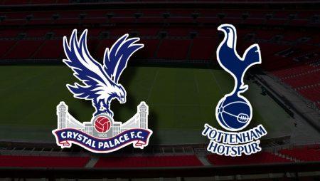 Apostas Crystal Palace vs Tottenham Premier League 11/09/21