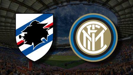 Apostas Sampdoria vs Inter de Milão Serie A 12/09/21