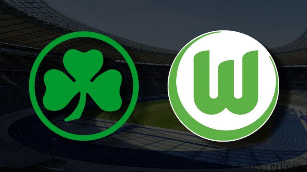 Apostas Greuther Furth vs Wolfsburg Bundesliga 11/09/21