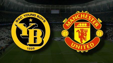 Apostas Young Boys x Manchester United Liga dos Campeões 14/09/21