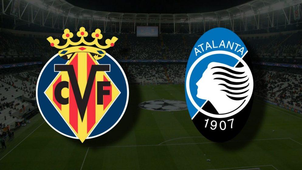Apostas Villarreal vs Atalanta Liga dos Campeões 14/09/21