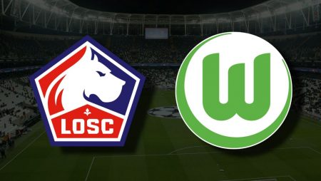 Apostas Lille vs Wolfsburg Liga dos Campeões 14/09/21