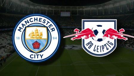 Apostas Manchester City vs RB Leipzig Liga dos Campeões 15/09/21