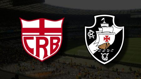 Apostas CRB vs Vasco Brasileiro Série B 16/09/21