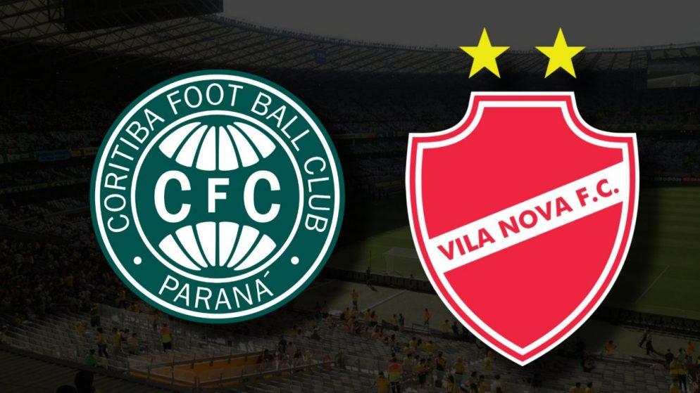 Apostas Coritiba vs Vila Nova Brasileirão Série B 17/09/21