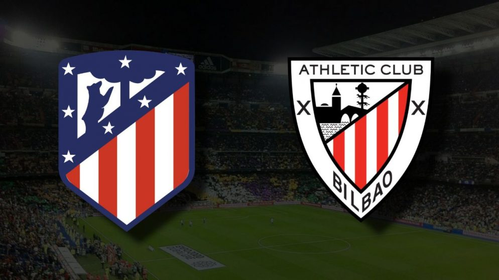 Apostas Atlético de Madrid vs Athletic Bilbao La Liga 18/09/21