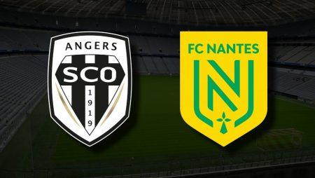 Apostas Angers x Nantes Ligue 1 19/09/21
