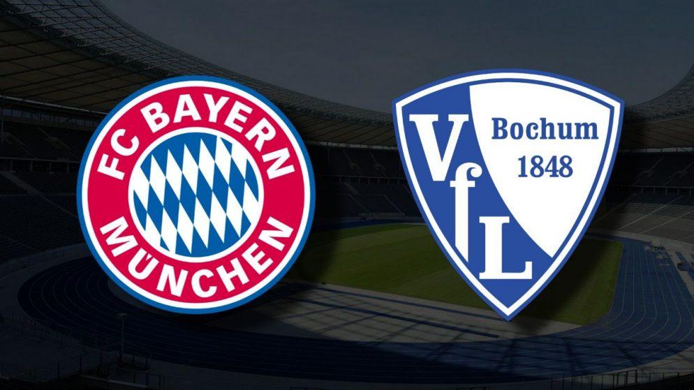 Apostas Bayern de Munique vs Bochum Bundesliga 18/09/21