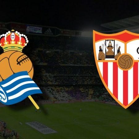 Apostas Real Sociedad vs Sevilla La Liga 19/09/21