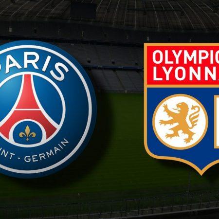 Apostas PSG vs Lyon Ligue 1 19/09/21