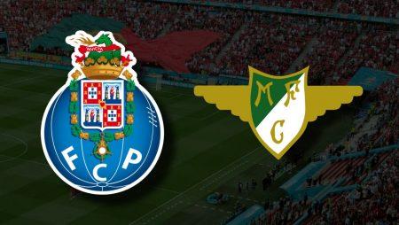 Apostas Porto vs Moreirense Primeira Liga 19/09/21