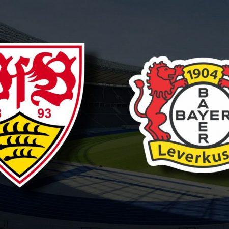 Apostas Stuttgart vs Bayer Leverkusen Bundesliga 19/09/21