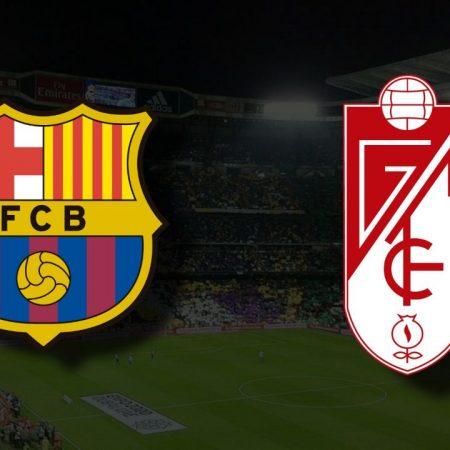 Apostas Barcelona vs Granada La Liga 20/09/21