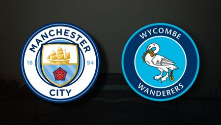 Apostas Manchester City vs Wycombe Wanderers EFL Cup 21/09/21