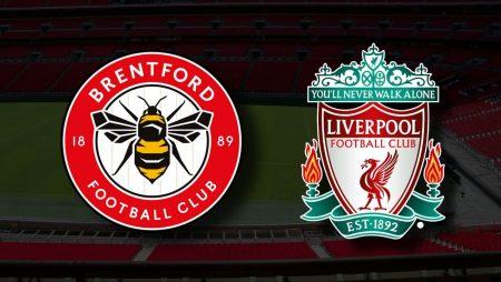 Apostas Brentford vs Liverpool Premier League 25/09/21