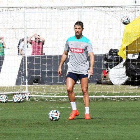 Apostas em Cristiano Ronaldo: o que o português ainda pode fazer na temporada 2021/22?