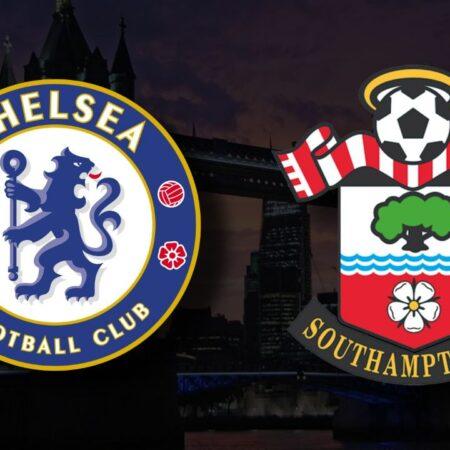 Apostas Chelsea vs Southampton EFL Cup 26/10/21