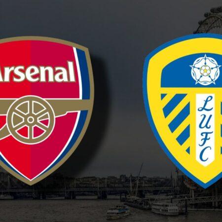 Apostas Arsenal vs Leeds United EFL Cup 26/10/21