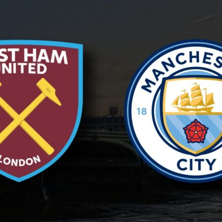 Apostas West Ham vs Manchester City EFL Cup 27/10/21