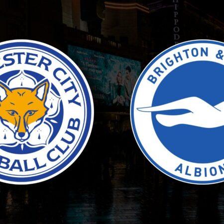 Apostas Leicester vs Brighton EFL Cup 27/10/21