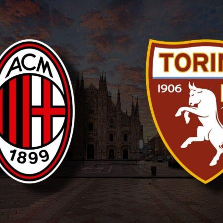 Apostas Milan vs Torino Serie A 26/10/21