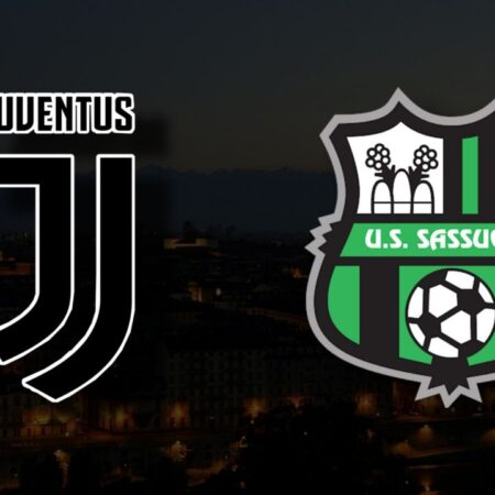 Apostas Juventus vs Sassuolo Serie A 27/10/21